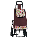 普通带椅爬楼购物车 -XDZ02-3X