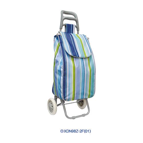 牛头柄便携购物车-XDN98Z-2F(01)