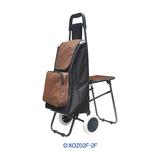 普通柄带椅购物车-XDZ02F-2F
