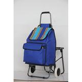 折叠带座椅购物车 -照片-057