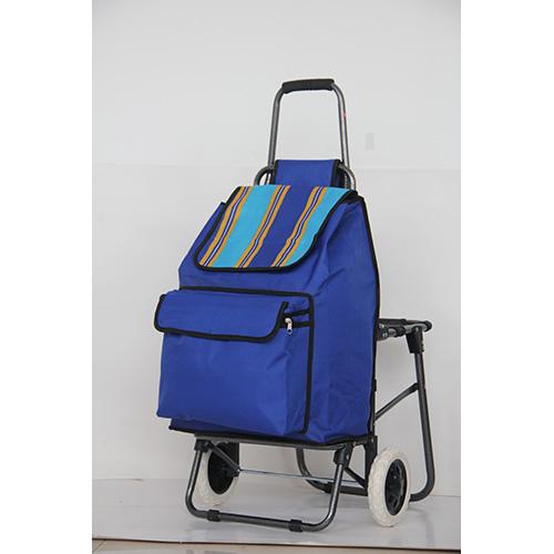折叠带座椅购物车-照片-057