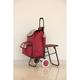 折叠带座椅购物车-照片-052