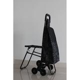 带椅购物车 -XDZ05-2F 格子