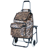 折叠带座椅购物车 -照片-024--副本