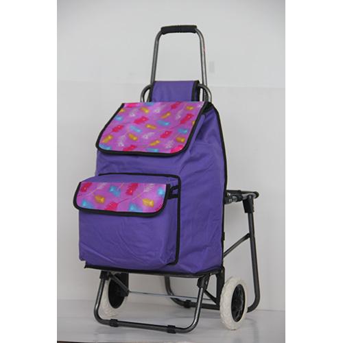 折叠带座椅购物车-照片-058