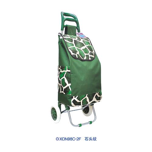牛头柄便携购物车-XDN98C-2F 石头纹