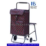 带椅购物车 -XDZ01-2F