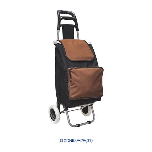 牛头柄便携购物车-XDN98F-2F(01)