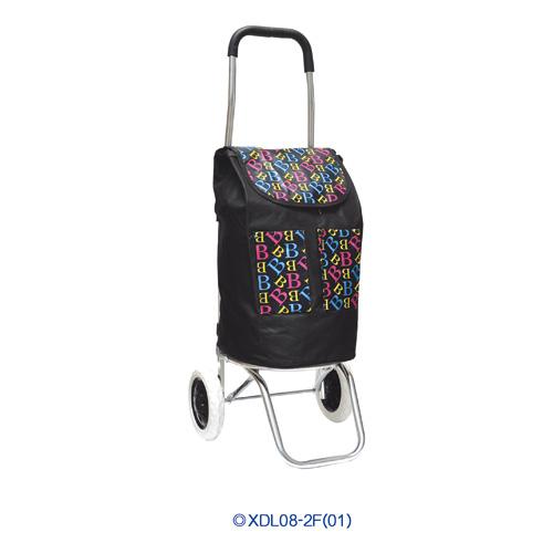铝合金折叠购物车-XDL08-2F(01)