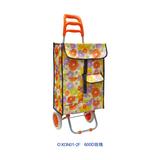 普通柄购物车-XDN01-2F 600D玫瑰