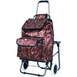 折叠带座椅购物车 -照片-026--副本