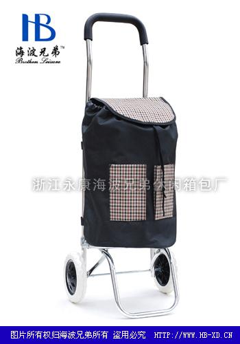 铝合金折叠购物车-XDL08