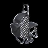 折叠带座椅购物车 -XDZ03-2F-11