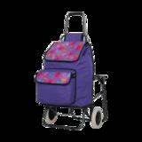 折叠带座椅购物车 -XDZ03-2F-15