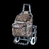 折叠带座椅购物车 -XDZ03-2F-8