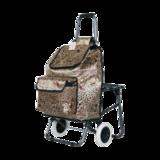 折叠带座椅购物车 -XDZ03-2F-7