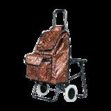 折叠带座椅购物车 -XDZ03-2F-4