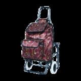 折叠带座椅购物车 -XDZ03-2F-1