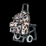 折叠带座椅购物车 -XDZ03-2F-9