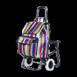 折叠带座椅购物车 -XDZ03-2F-10