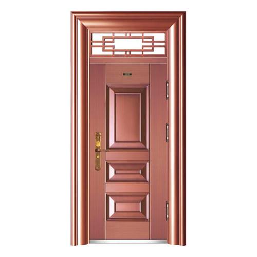 HB-1016三方 (仿真銅2#)單開門帶氣窗