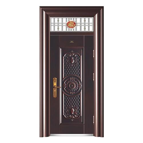 HB-1047 (仿真銅6#)單開門帶氣窗
