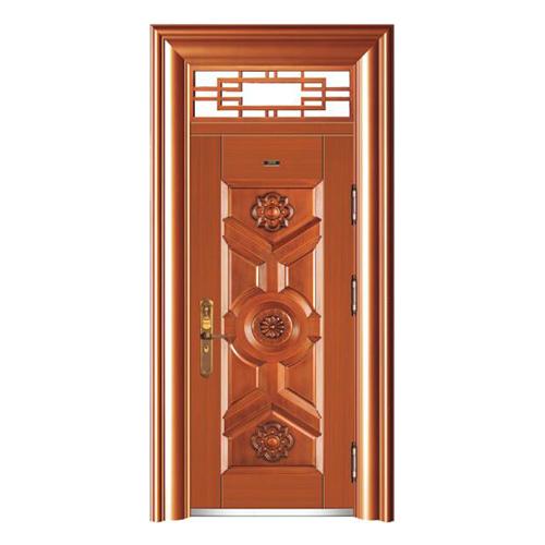 HB-1039福臨門 (仿紅銅)單開門帶氣窗