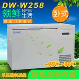 258L卧式超低温冰箱 -DW-40 W258