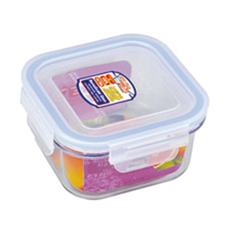 PLASTIC FOOD CONTAINER PS-1P
