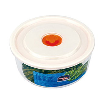 PLASTIC FOOD CONTAINER VR-4P