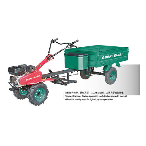 Hand-held agricultural trailer EF-T300