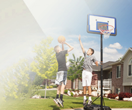 Basketball Stand System