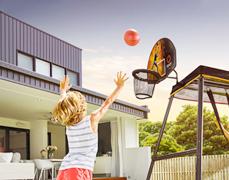 如何判断篮球架的质量?