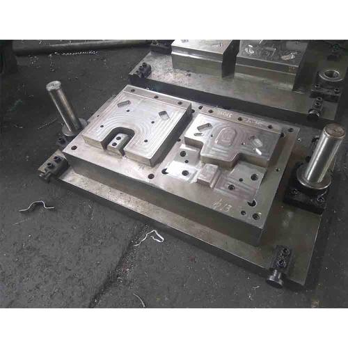 拉延整形模具-右置前安装支架-下模