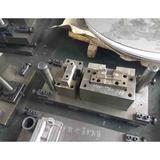 挂切冲孔模具 -右置前安装支架-下模