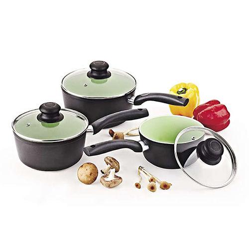 HT-FMP-06 Forged sauce pan