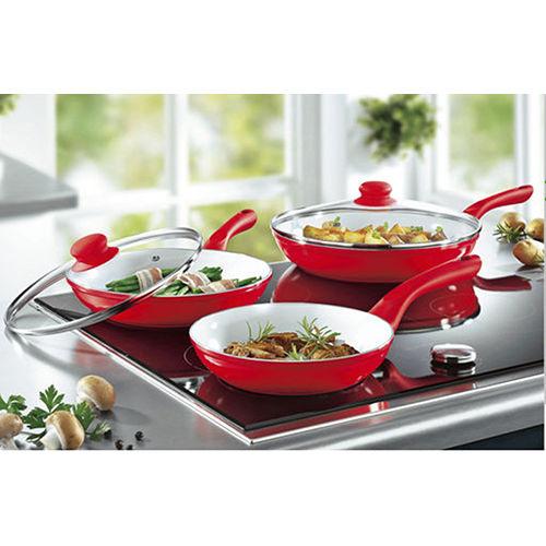 HT-S0502 5pcs fry pan set