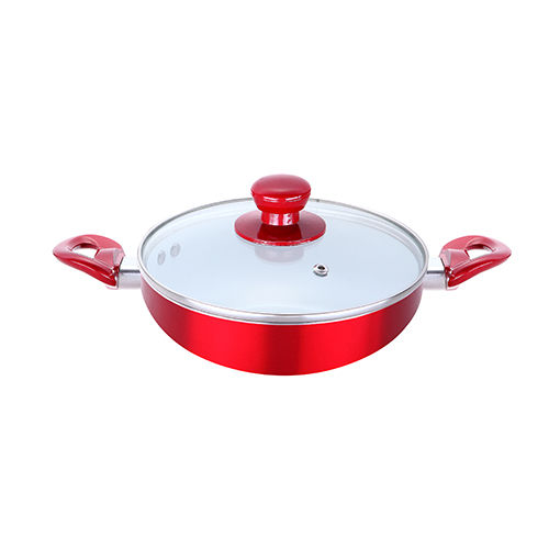 Wok wok-metallic
