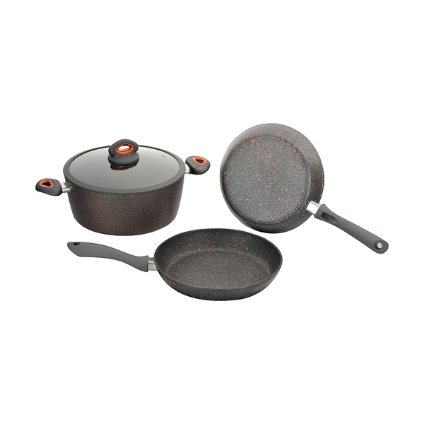 Cookware set HT-FS0401-MB01
