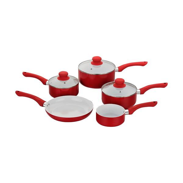 Cookware set HT-S0801-CE01