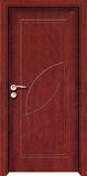 实木复合油漆套装门 -HT-SB-16