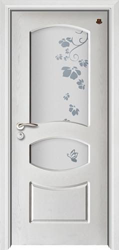 实木复合油漆套装门-HT-SB-901