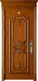 实木复合油漆套装门-HT-MA-19