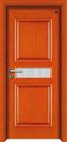 实木复合油漆套装门-HT-SC-114