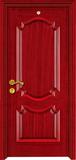 实木复合油漆套装门-HT-ST-004
