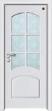 实木复合油漆套装门-HT-SB-14