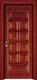 实木复合油漆套装门-HT-SA-906