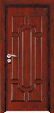实木复合油漆套装门 -HT-SB-21