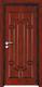 实木复合油漆套装门-HT-SB-21