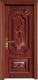 实木复合油漆套装门-HT-Y-16